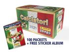 Calciatori 2020/21 Stk Coll - Bundle Box 100 bb + Album_Uk