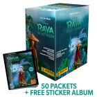 Disney Raya & The Last Dragon Sticker Collection - Bundle of 50 packets + FREE sticker album