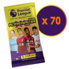Premier League Adrenalyn 2020/21 Trading Card Collection - 70 packs
