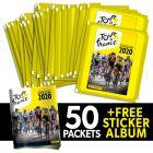 Tour de France 2020 Hybrid Coll - Bundle 50 bustine TC+Album