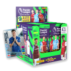 Premier League Adrenalyn XL 21/22 Trading card Collection - 70 Count Box with Platinum Baller No 2 numbered to 200
