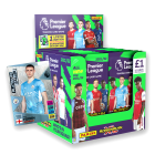 Premier League Adrenalyn XL 21/22 Trading card Collection - 70 Count Box with Platinum Baller No 7 numbered to 200