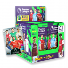 Premier League Adrenalyn XL 21/22 Trading card Collection - 70 Count Box with Platinum Invincible Card numbered to 200