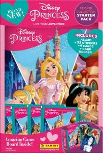 Disney Princess' Live your adventure' Sticker Collection - Starter Pack