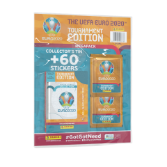 UEFA EURO 2020™ Tournament Edition Official Sticker Collection - MEGAPACK