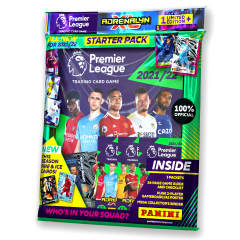 Premier League Adrenalyn XL 21/22 Trading card Collection - Starter pack