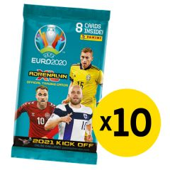 UEFA Euro 2020™ ADR XL™ Kick Off - Bundle 10 bustine_Uk
