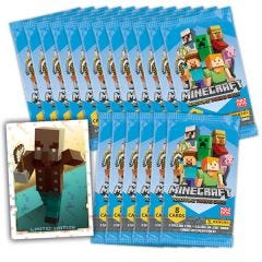 Minecraft Adventure TC Col - Bundle 18 bustine + FLE card_Uk