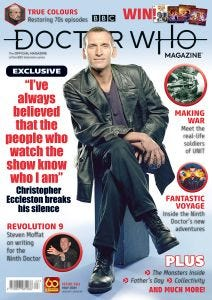 DR WHO MAGAZINE N.563
