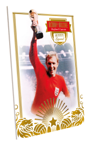 Bobby Moore Limited Edition Card