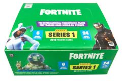 FORTNITE Series 1 2019 Panini Trading Card Collection - Hobby Box (24 packets)
