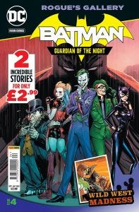 Batman Guardian of the Night Volume 1 Issue 4 Image 1