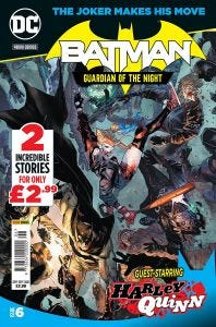 Batman Guardian of the Night Volume 1 Issue 6 Image 1