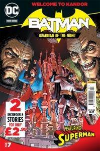 Batman: Guardian Of The Night Vol. 1 #7