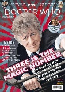 Doctor Who Magazine 540
