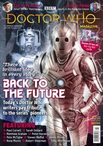 Doctor Who Magazine 542