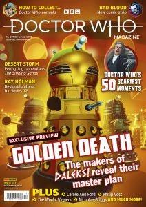 Doctor Who Magazine 557