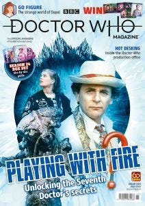 DOCTOR WHO MAGAZINE ISSUE 565