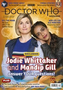 Doctor Who Magazine issue 566