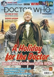 Doctor Who Magazine 567