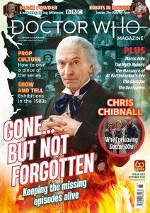 Doctor Who Magazine issue 568 image 1