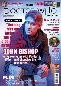 Doctor Who Magazine Issue 569