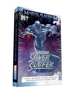 Marvel Platinum Silver Surfer Deluxe Hardcover Edition