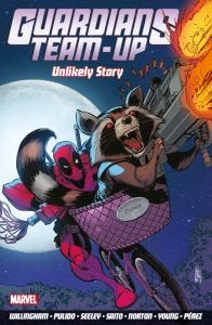 GUARDIANS TEAM-UP VOL.2 UNLIKELY STORY