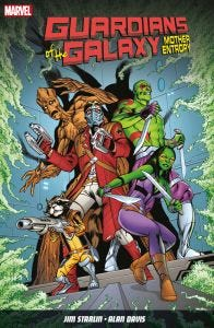GUARDIANS OF THE GALAXY MOTHER ENTROPY