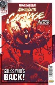 Marvel Universe Marvel Essentials Vol. 1 Issue 6 Image 1