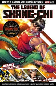 Marvel Select - The Legend of Shang-Chi