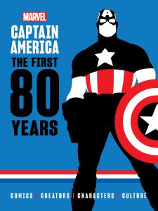 Captain America The First 80 Years Image 1