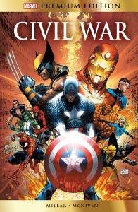 CIVIL WAR LL PREMIUM EDITION - HC BOOK