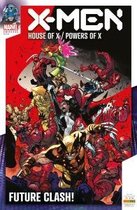 MARVEL UNIVERSE X-MEN ISSUE 2