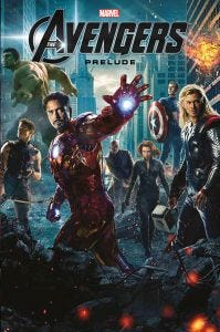 MARVEL CINEMATIC COLLECTION VOL.2: AVENGERS
