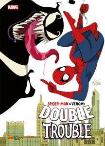 SPIDERMAN & VENOM - DOUBLE TROUBLE