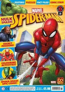 SPIDER-MAN ISSUE 391