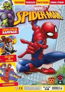 Spider-Man Magazine 396