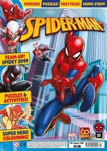 Spider-Man Magazine issue 397