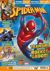 Spider-Man Magazine 398