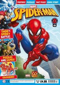 Spider-Man Magazine 400