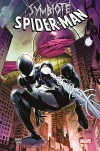 SYMBIOTE SPIDER-MAN N.7