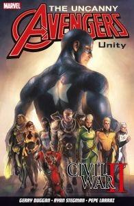 UNCANNY AVENGERS: UNITY VOL. 3 CIVIL WAR LL