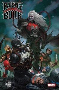 King in Black Rahzza Variant Edition