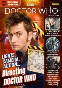 Doctor Who Magazine Special 58 The Directors