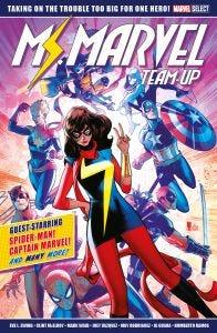 Marvel Select Ms Marvel Team Up
