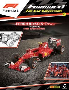 F1 COLLECTION ISSUE 117