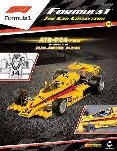 FORMULA 1 CAR COLLECTION ISSUE 119