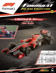 Formula 1 The Car Collection issue 120