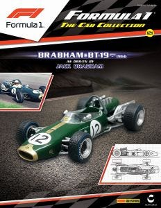 Formula 1 The Car Collection issue 121